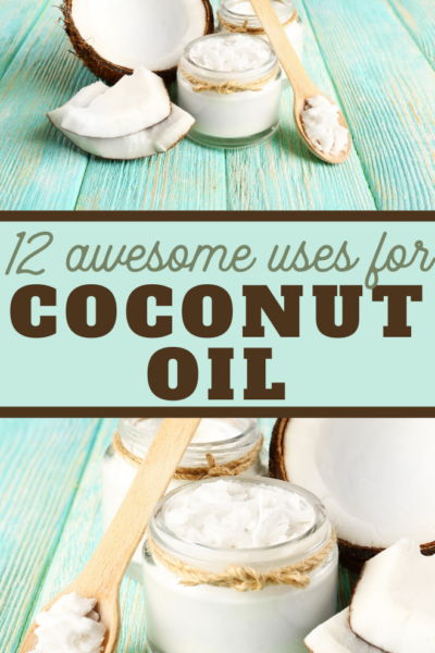 12 reasons every home should have a jar of coconut oil