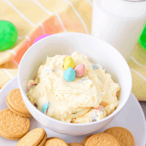 robin egg sweet appetizer dip