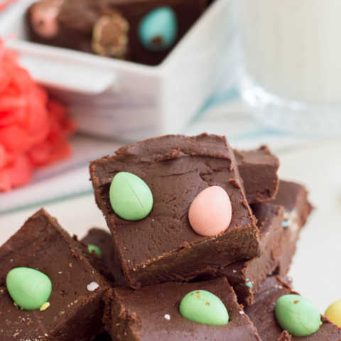 Easter Fudge Recipe