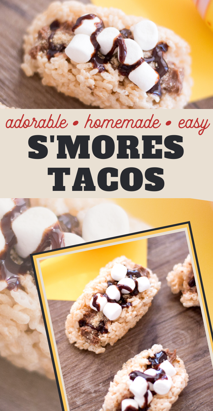 adorable smores tacos look so realistic