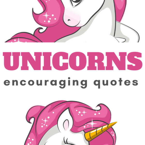 encouraging quotes about unicorns