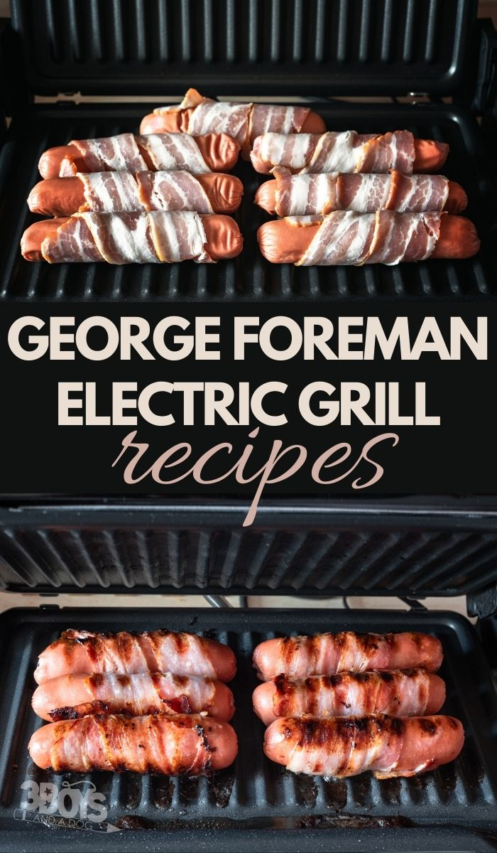 you do not have to just cook meat on an indoor grill there are many veggie recipes too