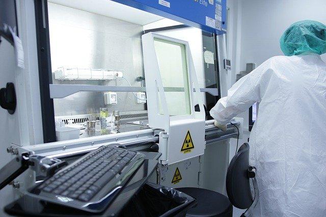A virtual tour of a pharmaceutical lab