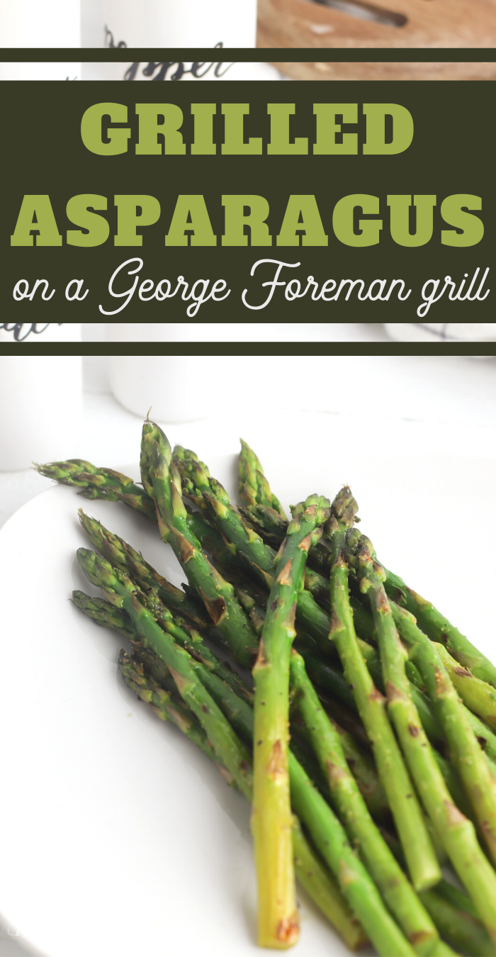 grilled asparagus side dish recipe