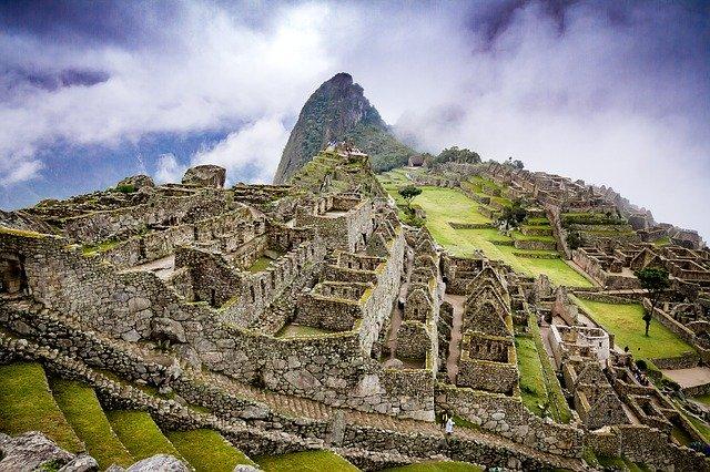 Take a journey to Machu Picchu