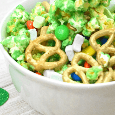 lucky charms snack mix recipe