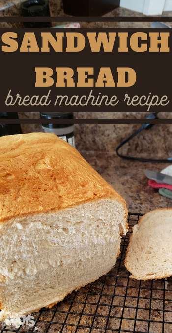 best ever white breadmachine recipe