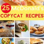 make your favorite mcdonalds recipes at home