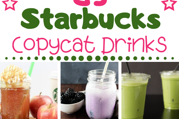 make your favorite Starbucks drink recipes at home