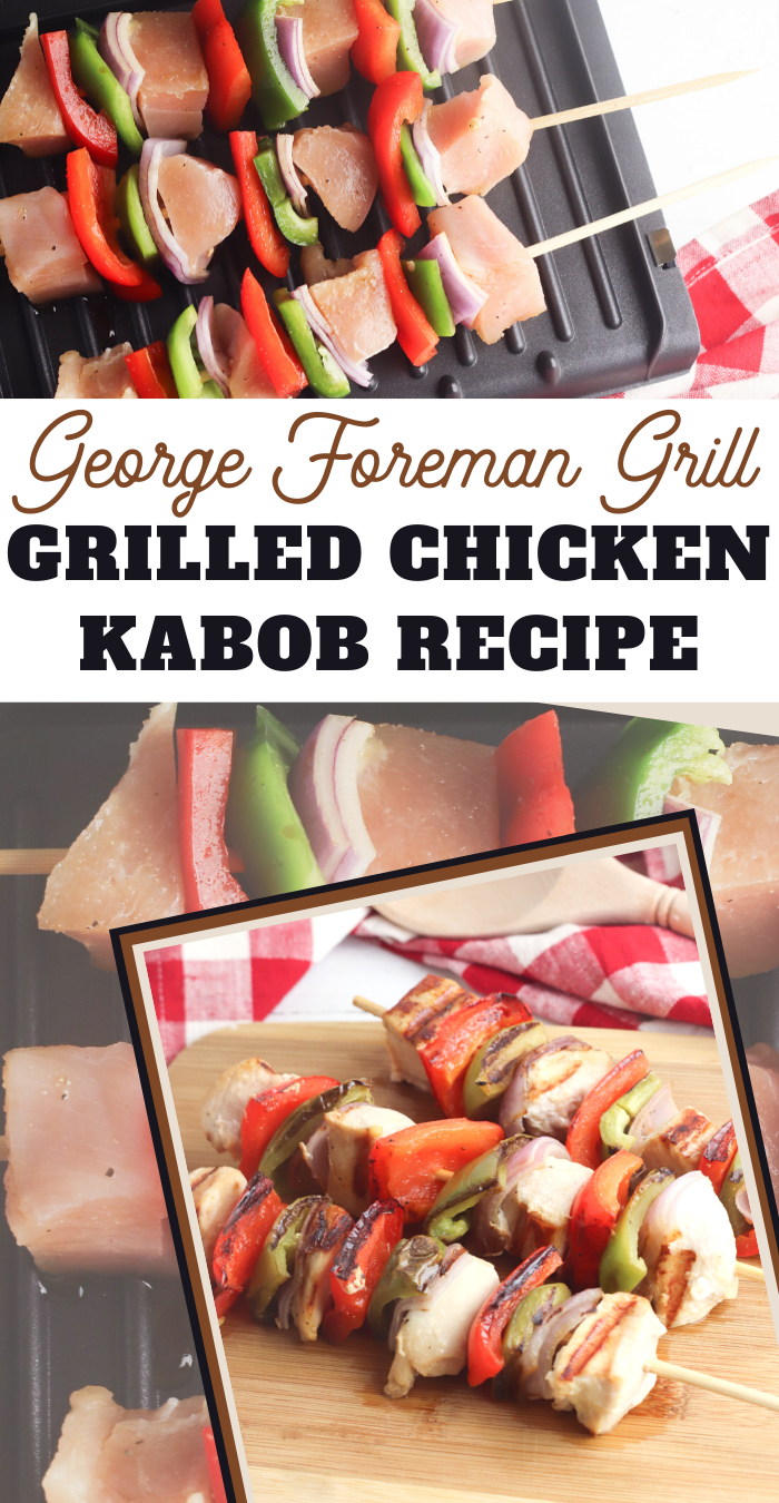 grilled chicken kebabs recipe