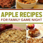 5 yummy pictures of apple recipes