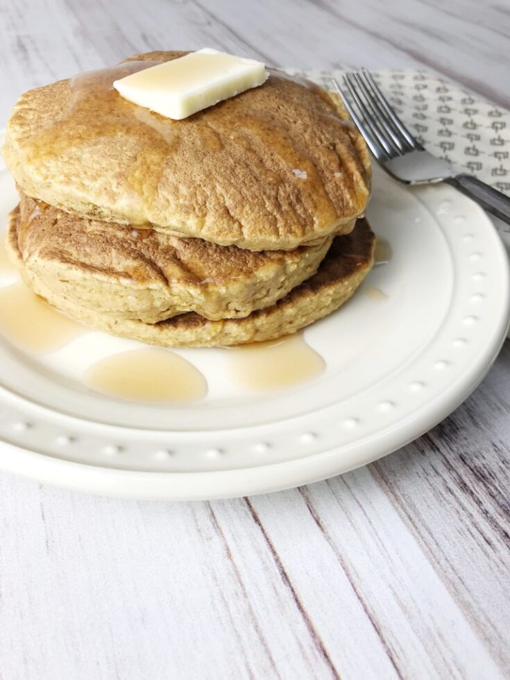 Country Griddle Cakes (Healthier IHOP Copycat)
