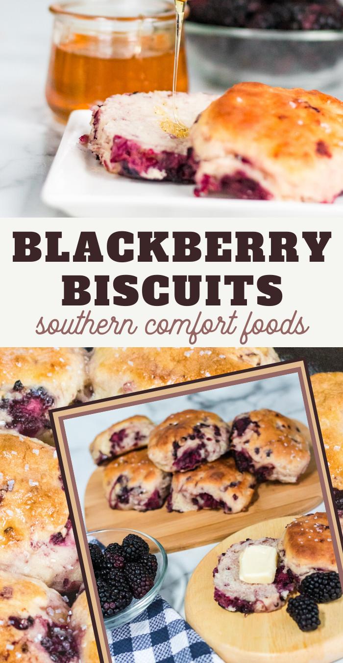 homemade blackberry biscuits recipe