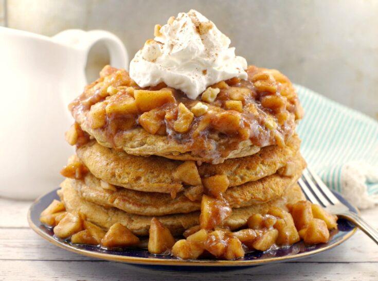 IHOP Pancake Recipe   Harvest Grain and Nut