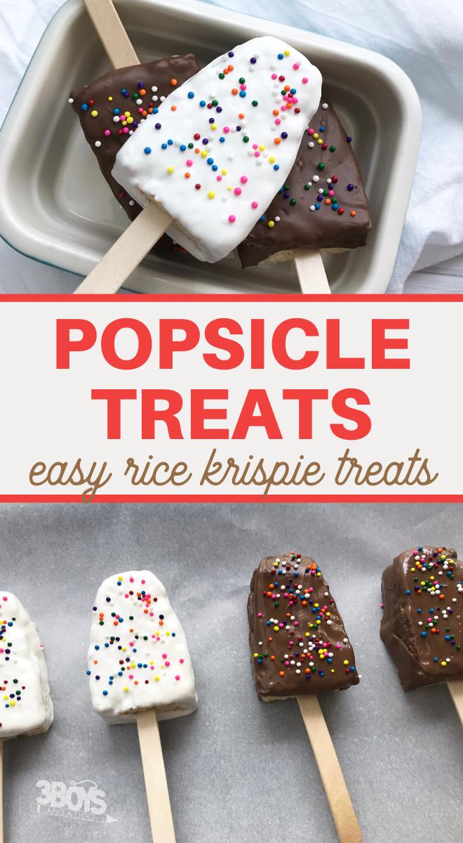 popsicle treat dessert recipe