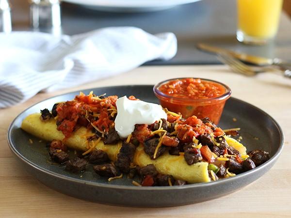 IHOP Fajita Omelette