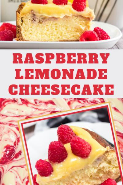 raspberry lemonade cheesecake recipe