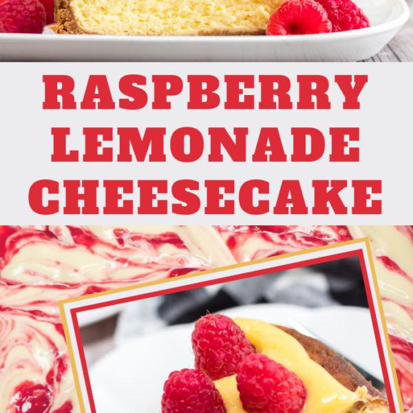 raspberry lemonade cheesecake recipe
