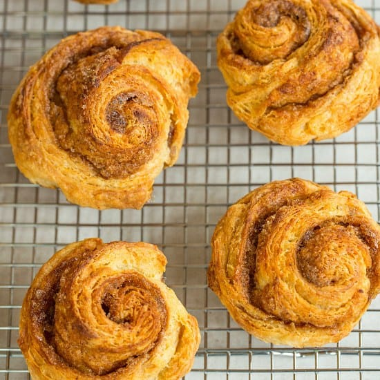 Morning Buns Recipe