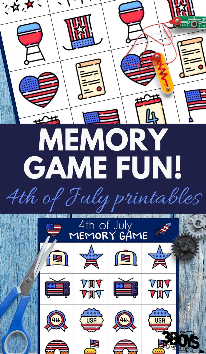 easy printable teaches memorization to preschool aged children