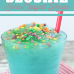 Sonic Copy Cat Nerd Candy Slushie Recipe at home