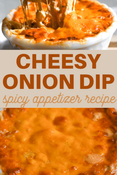 spicy onion dip perfect for your next party