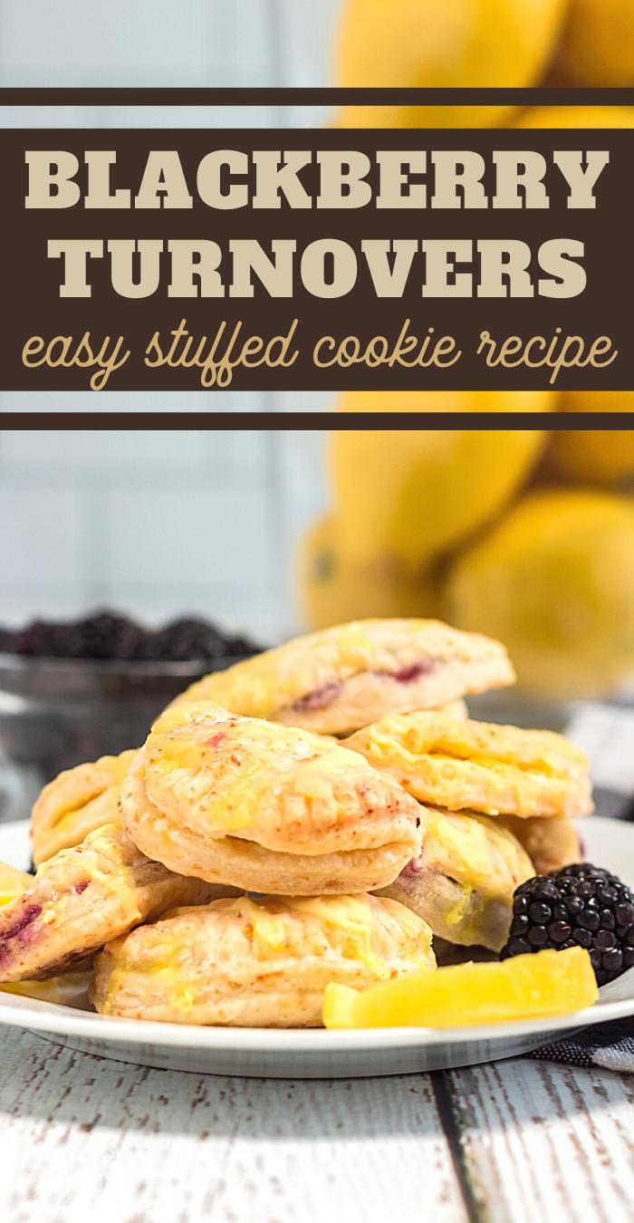 simple blackberry cookies