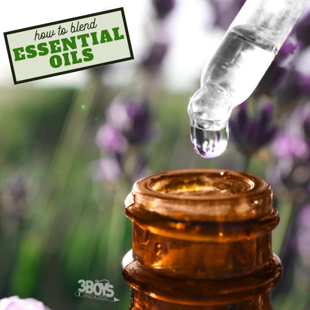 tips for blending essential oils