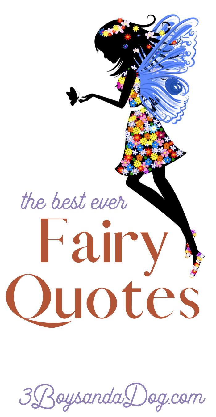 the best ever fairy quotes