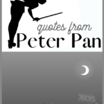 fairy quotes from Peter Pan