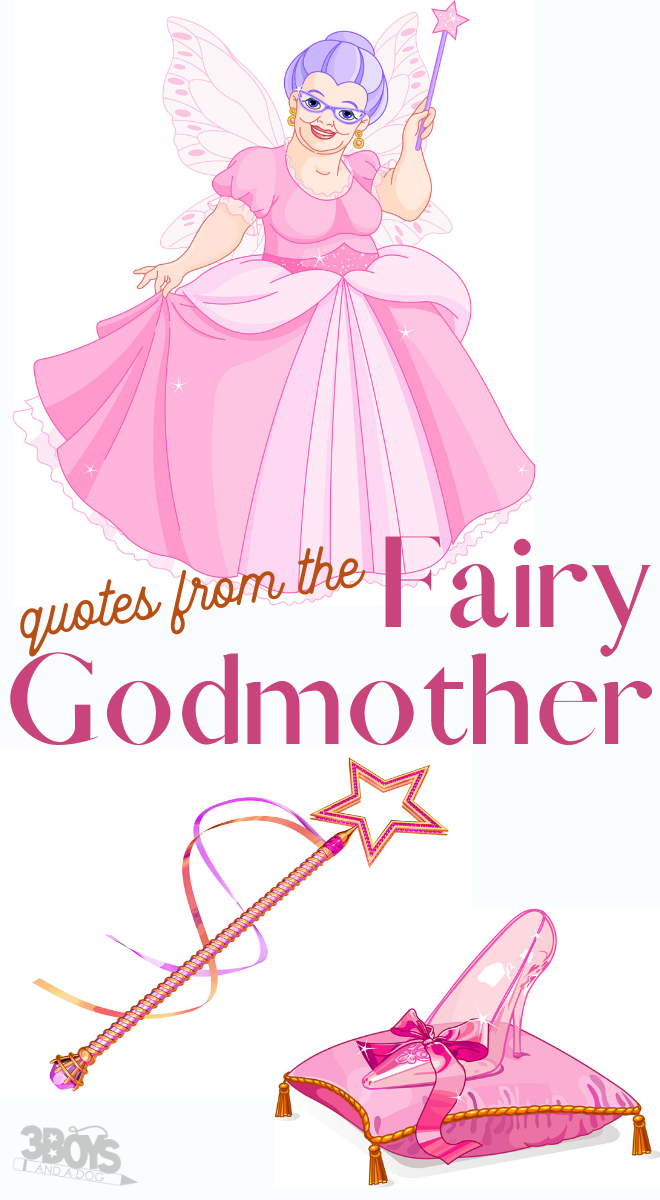 fairy godmother quotes