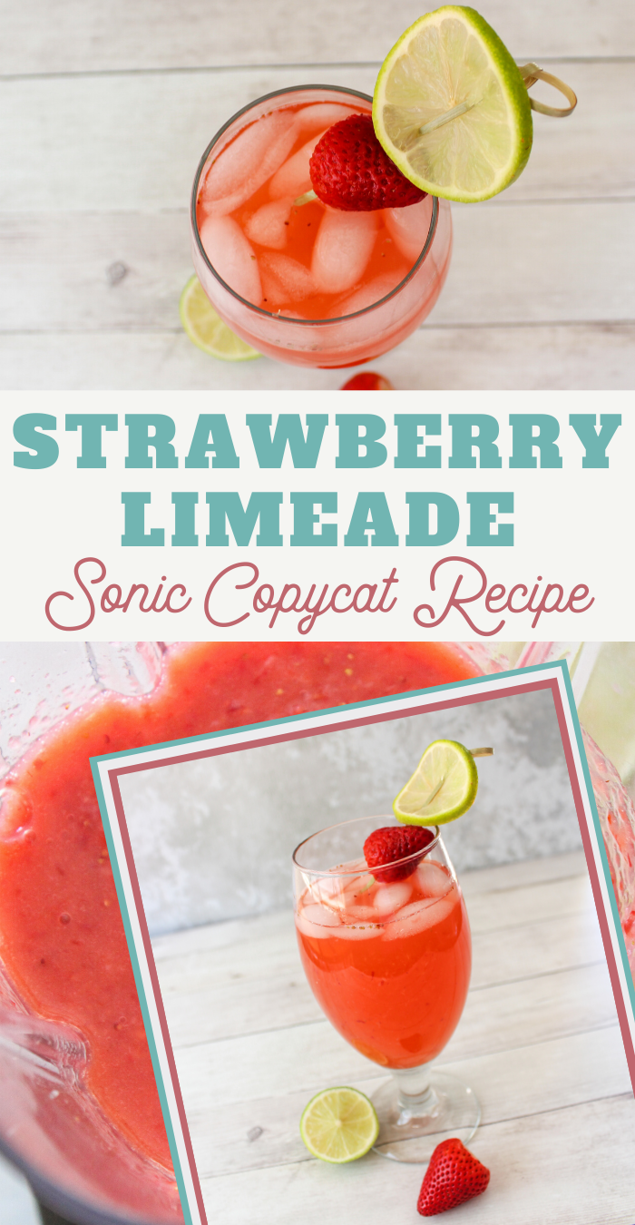 copycat sonic strawberry limeade recipe