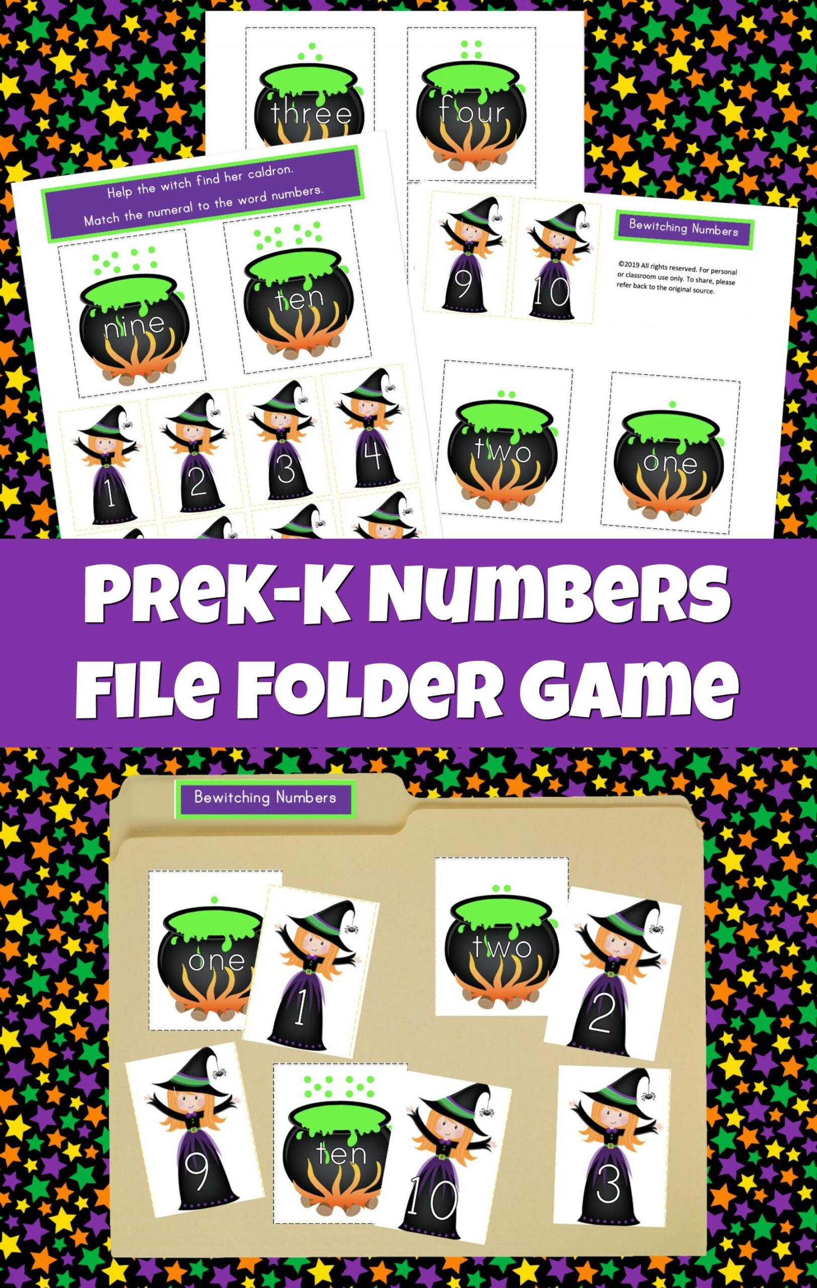 have some fun with your kids this Halloween with this printable ffg