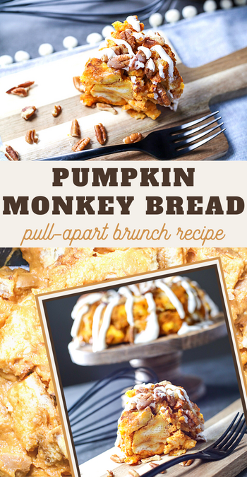 pumpkin monkey bread recipe
