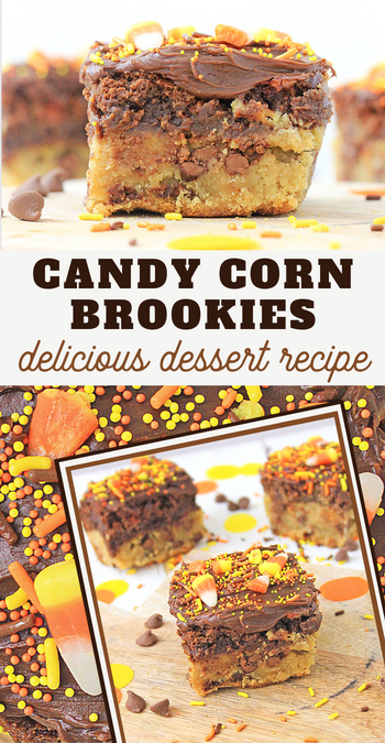wow your family with the delicious fall flavors of chocolate and candy corn