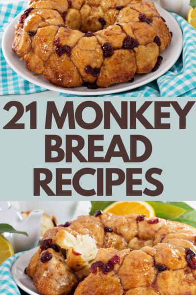 Super Sweet Monkey Bread Recipes