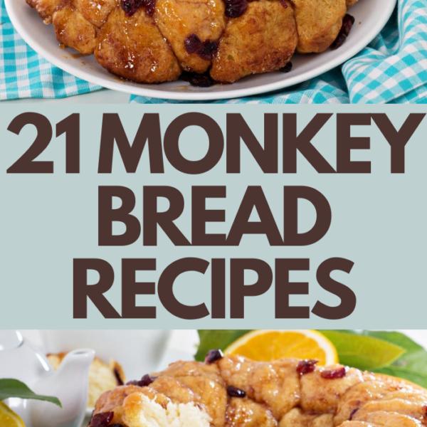 Super Sweet Monkey Bread Recipes