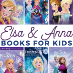grab some of these Frozen books for your child