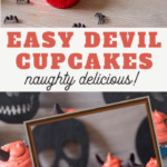 devil cupcakes for halloween
