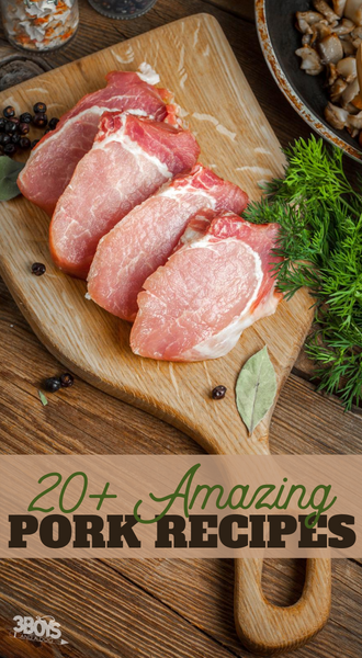 pork recipes you can make tonight