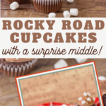 your kids are going to love these yummy cupcakes with their secret ingredients