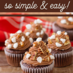 chocolate marshmallow and pecan cupcake recipe