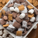 chex mix snacks that taste like a smore