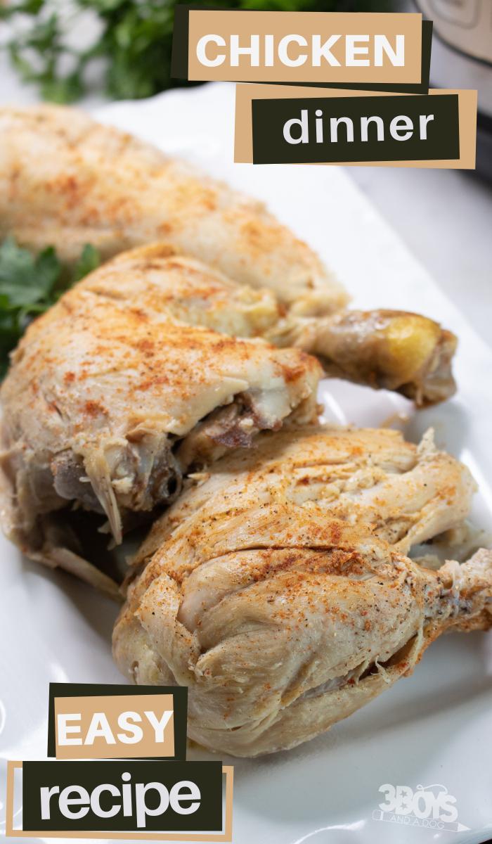 best instant pot whole chicken