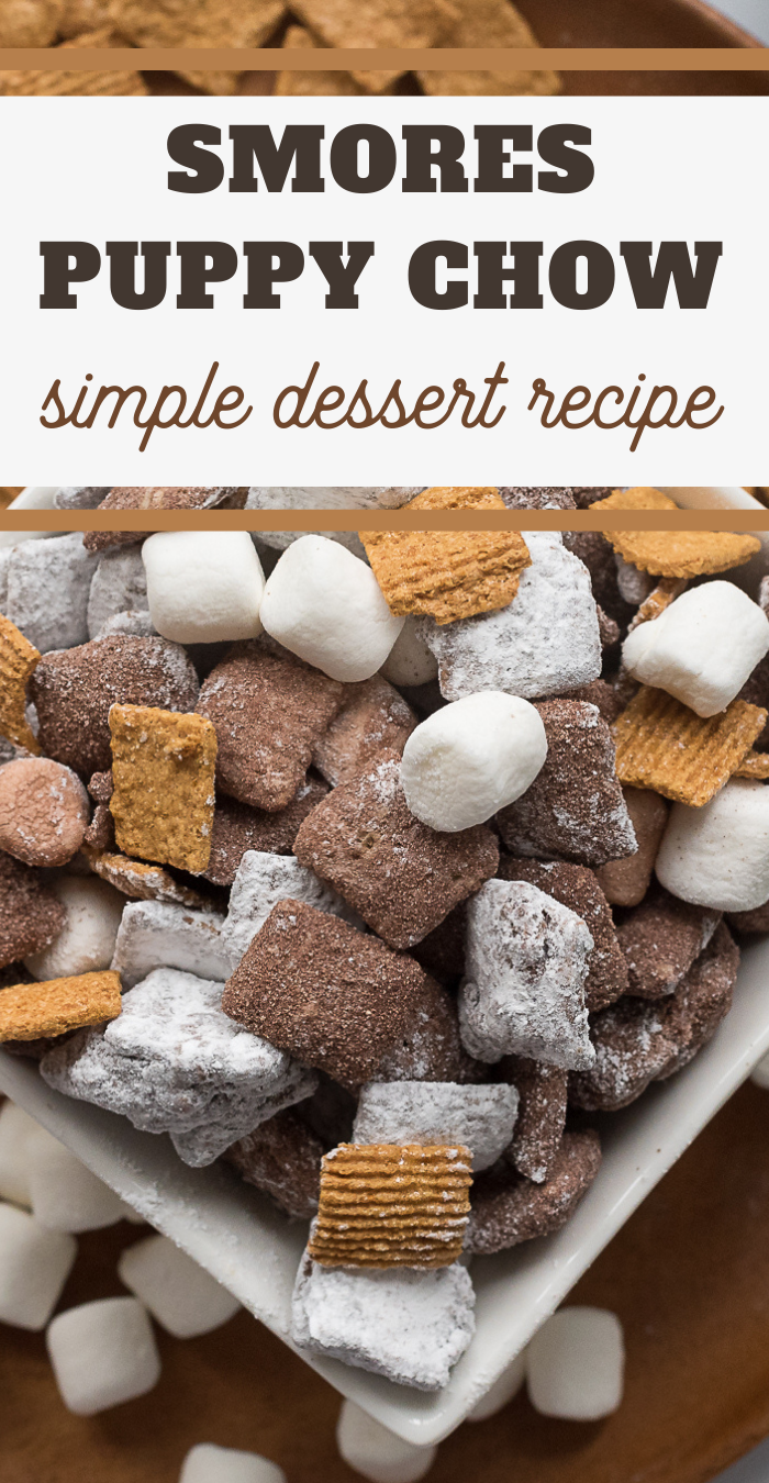 golden grahams cereal and coated chex mix dessert