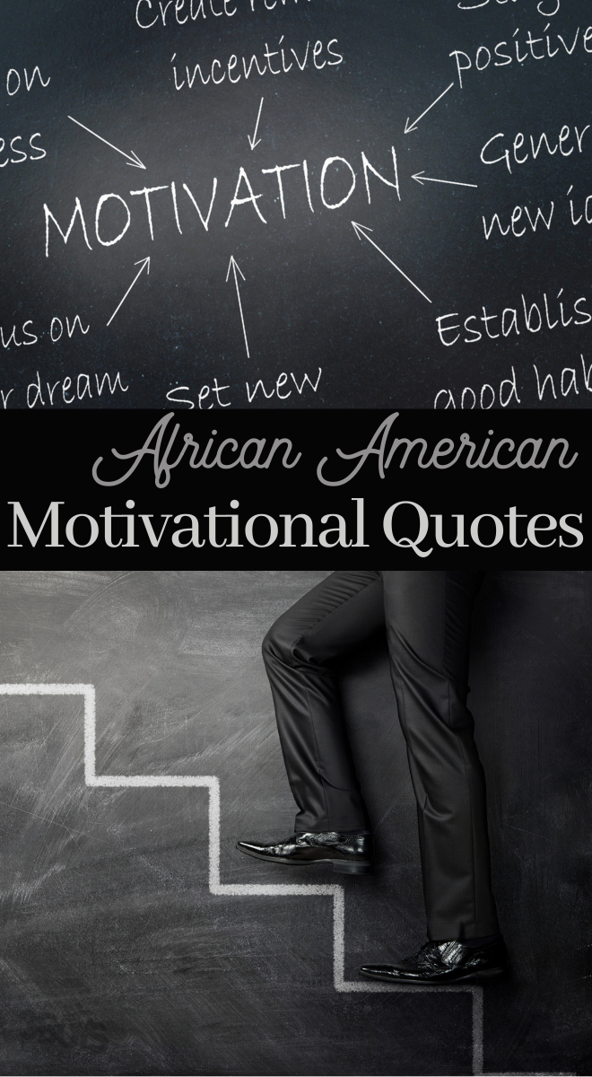 motivational quotes from successful African Americans