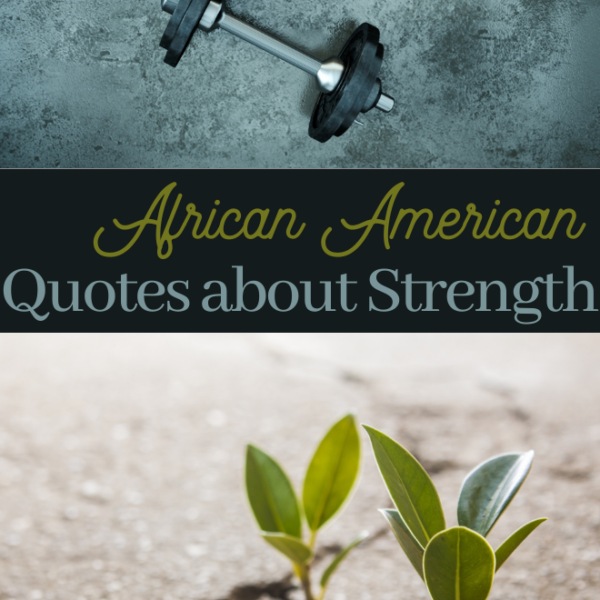 quotes about strength from famous POC