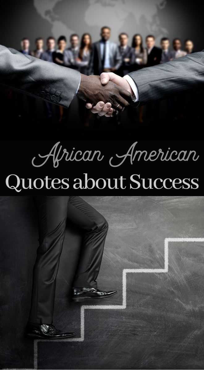 you can be successful quotes from famous POC