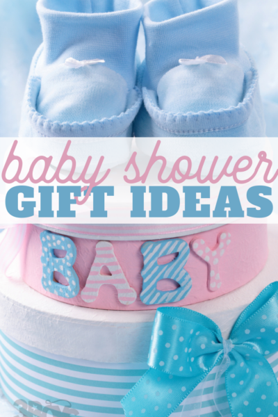 so many amazing present ideas to take to a baby shower