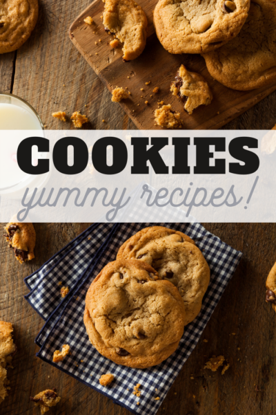 so many delicious cookie recipes